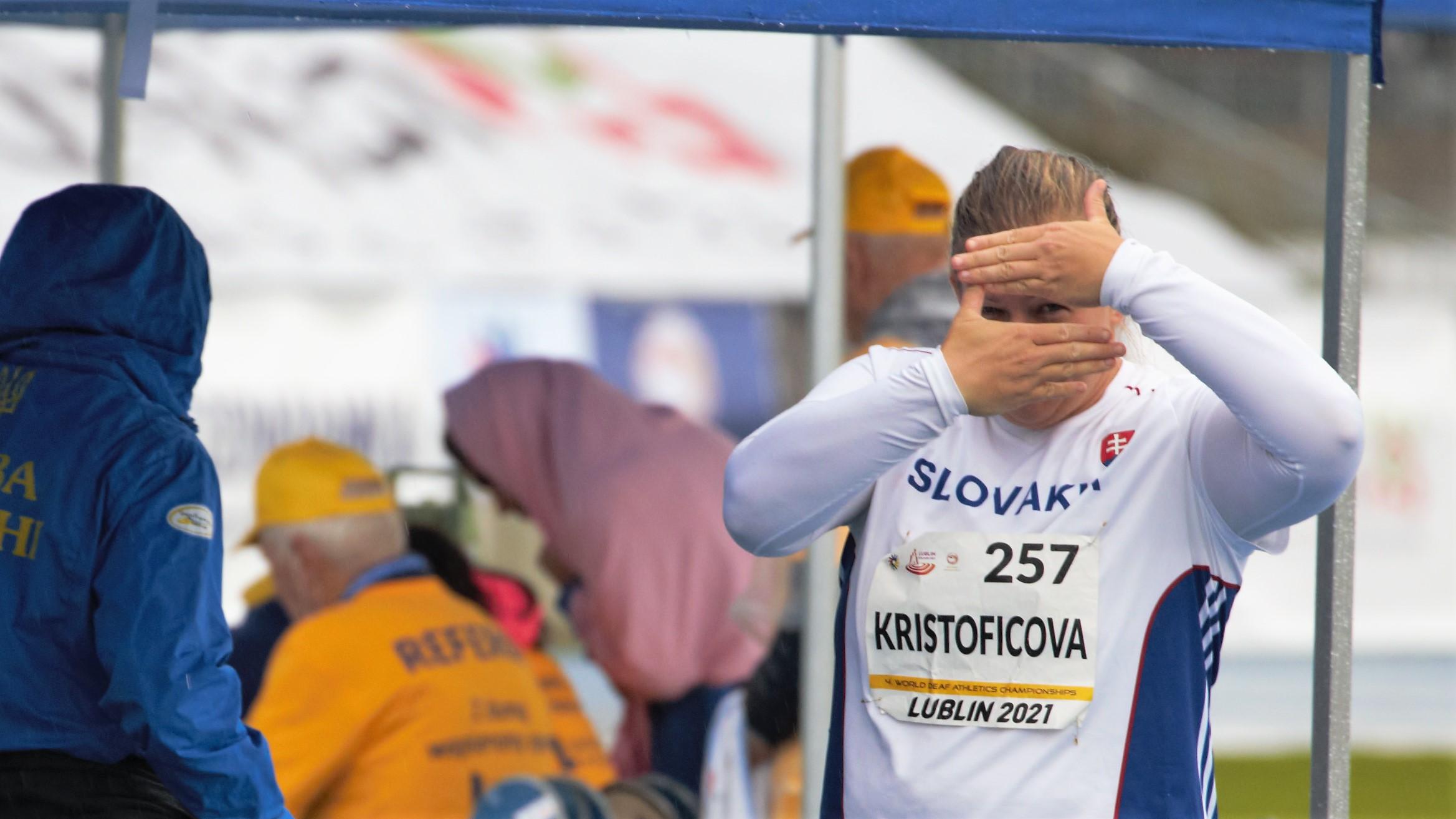 Ivana Krištofičová má zmysel pre humor.