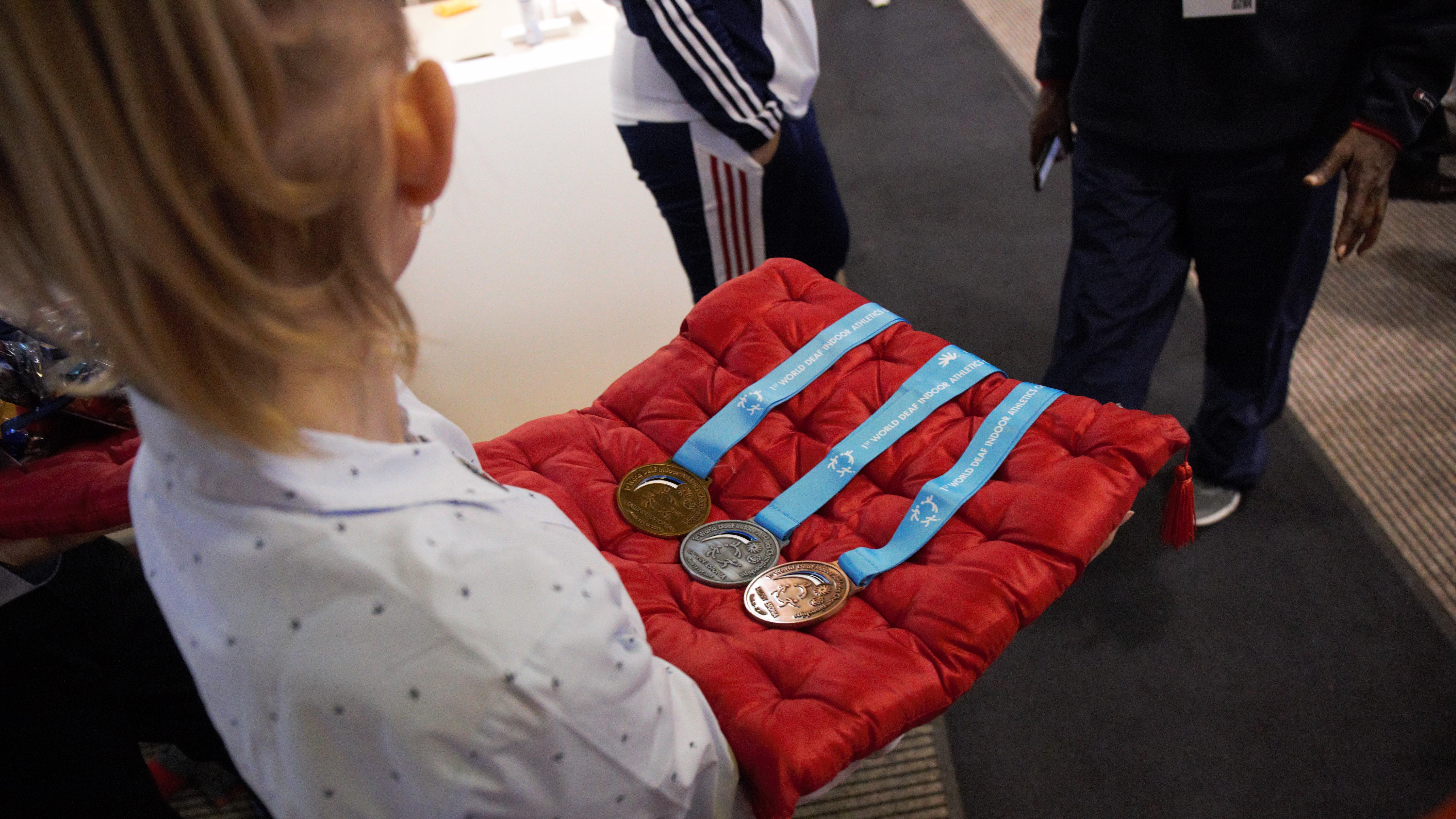Medailová sada