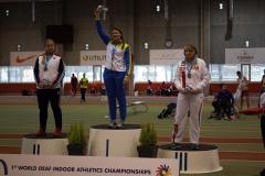 Ivana Krištofičová, Nataliia URSULENKO a Svetlana BIZIAKINA