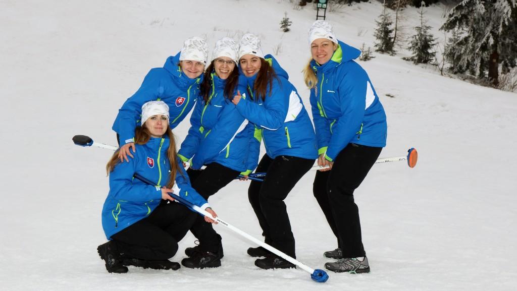 Curling žien 28.2.2015 Čertovica